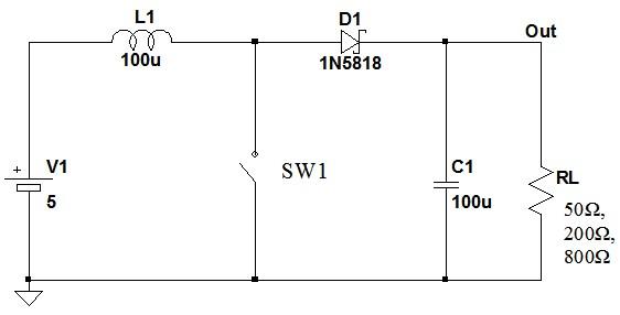 昇圧スイッチング電源の基礎   C...